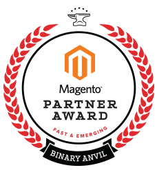 We're Trusted by Magento